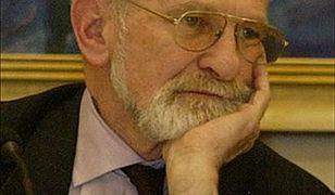 Bronisław Geremek był działaczem opozycji demokratycznej w PRL