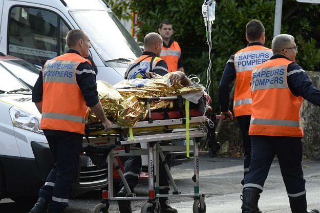 Bilans ofiar wypadku we Francji wzrósł do 43 osób. Wśród zabitych jest dziecko