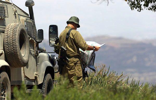 Walki między rebeliantami a armią syryjską na Wzgórzach Golan