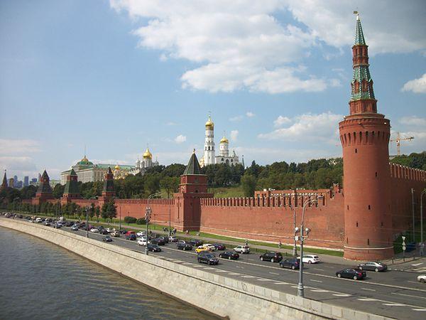 Spod Moskwy wyruszył konwój pomocy humanitarnej dla Ukrainy