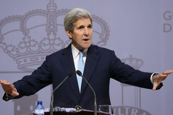Kerry ostrzega przed nadmiernymi oczekiwaniami w sprawie Bl. Wschodu