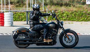 Motocykle Harley-Davidson na torze wyścigowym - powrót do sportowych korzeni