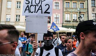 Przeciwko Acta 2.0 protestuje nie tylko polska Wikipedia. Ludzie wyszli na ulice