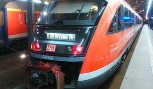 Likwidacja kolejnego połączenia z Wrocławia. Od 1 marca nie pojedziemy do Drezna
