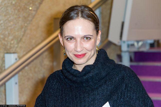 Anna Cieślak przyjęła szczepionkę na COVID-19