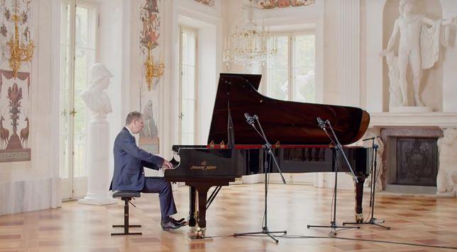 Warszawa. Koncerty chopinowskie znów w Łazienkach. Artyści jednak grać będą bez publiczności, a ich występ emitowany będzie online