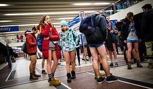No Pants Subway Ride 2014 [ZDJĘCIA]