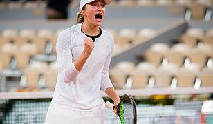 Warszawa. Iga Świątek ma sukcesy nie tylko w tenisie
