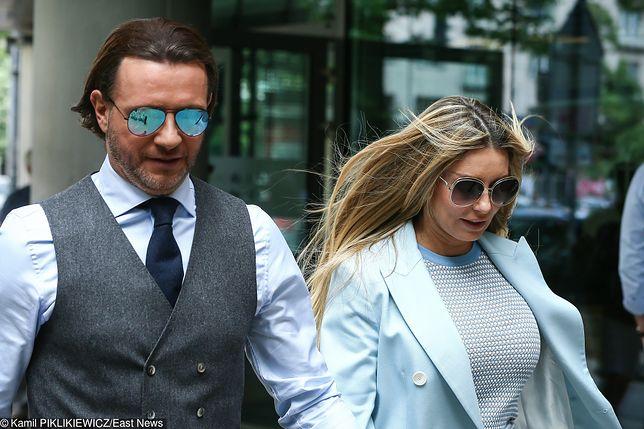 Radosław Majdan jedzie do szpitala. Wiemy to z... Instagrama jego żony