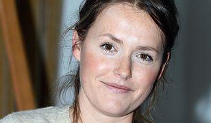 Olga Frycz chce, aby jej dziecko miało kontakt ze zwierzętami
