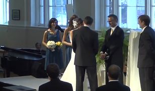 Ślub Luke'a i Taylor Logan