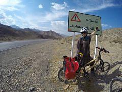 1000 km na bambusowym rowerze przez Iran. Polka udała się w nietypową podróż