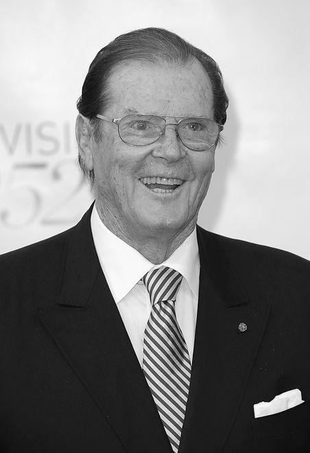 Nie żyje Roger Moore. Słynny odtwórca Jamesa Bonda miał 89 lat