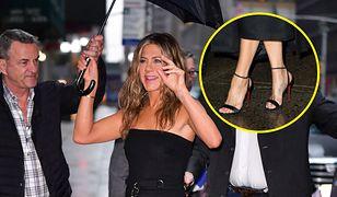 Jennifer Aniston znów zachwyciła smukłą sylwetką. Teraz wyszło na jaw, że ma tatuaż