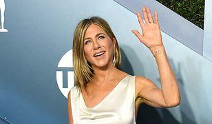 Jennifer Aniston wybrała jest sentymentalna