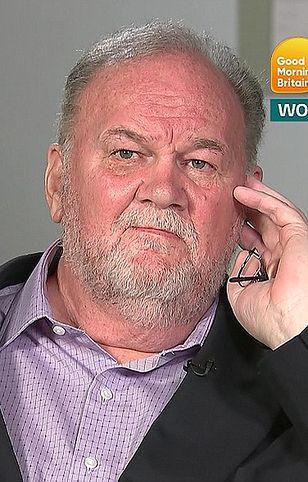 Thomas Markle znowu opowiada o prywatnych sprawach córki