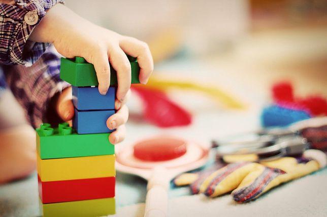 Wadliwe zabawki w zdecydowanej większości pochodziły z Chin.