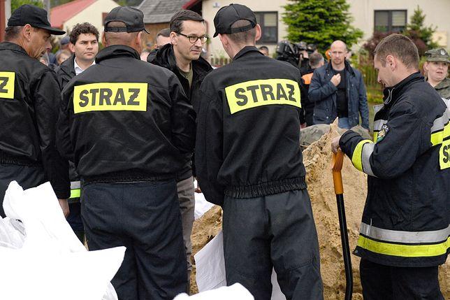 Powodzie i podtopienia w Polsce.