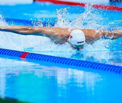 Pływak ukarany za dosadną wypowiedź po tym, jak dostał śmiesznie niskie stypendium