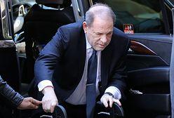 Harvey Weinstein odpowie za kolejne zbrodnie. Sąd zezwolił na ekstradycję