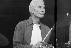 Charlie Watts nie żyje. Perkusista The Rolling Stones miał 80 lat