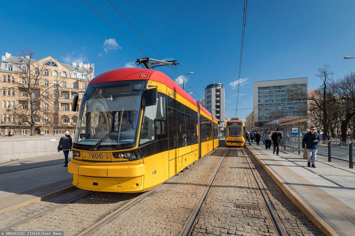 Gocław. Pięć ofert na projekty linii tramwajowej na południe Warszawy
