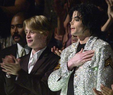 Macaulay Culkin i Michael Jackson przyjaźnili się latami