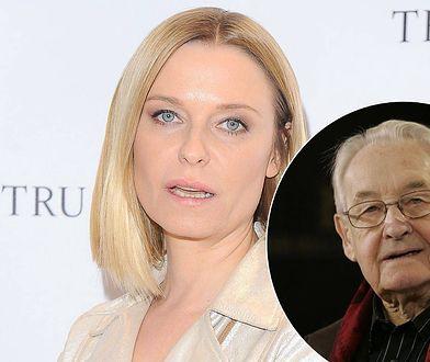 Paulina Młynarska przypomniała swoje oskarżenia pod adresem Andrzeja Wajdy
