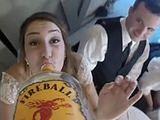 Toast za młodą parę