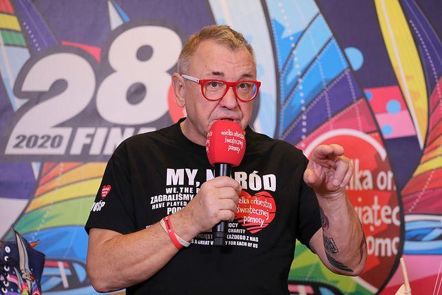Jurek Owsiak był oburzony animacją pokazaną w TVP Info