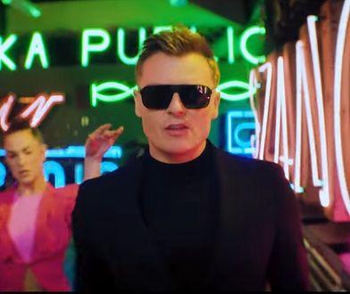 """Rafał Brzozowski """"The Ride"""" (fot. YouTube)"""