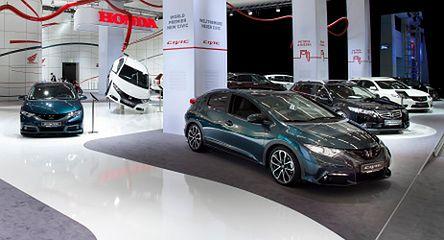 Honda: nowy Civic i nie tylko