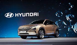 Hyundai FCEV na wodór. Totalna dominacja Koreańczyków w segmencie aut ekologicznych