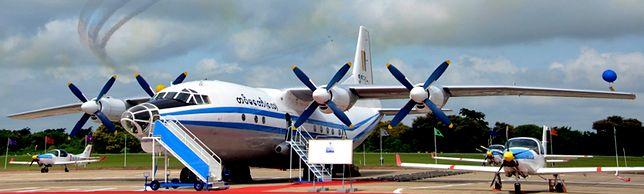 Birma: zaginięcie wojskowego samolotu. Na pokładzie 116 osób
