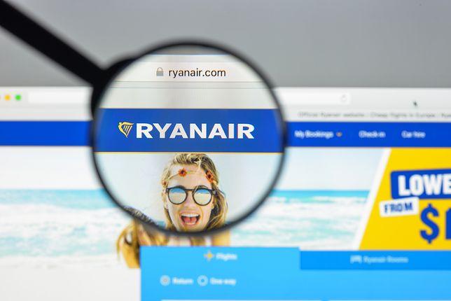 Ryanair próbuje wynagrodzić swoim pasażerom niedogoności