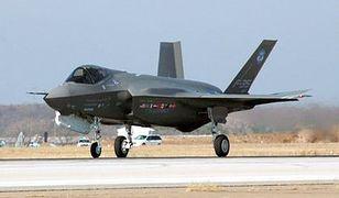 Myśliwiec F-35 nie zostanie zaprezentowany w Farnborough