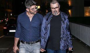 George Michael i Fadi Fawaz spotykali się przez kilka lat