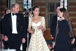 Megxit na rozdaniu nagród BAFTA. Reakcja Williama i Kate na żart Margot Robbie mówi wszystko