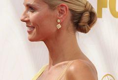 Wychudzona Heidi Klum na rozdaniu nagród Emmy