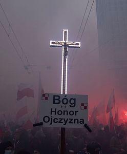 Pracownica Rydzyka broniła Marszu Niepodległości. Pokazała nagranie z policją