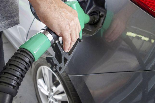 Ceny paliw utrzymują się na wysokim poziomie