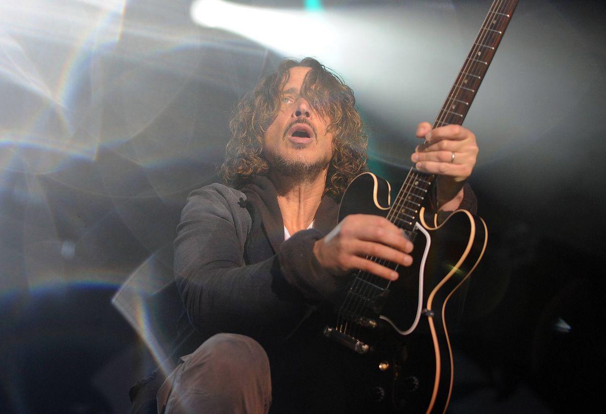 Chris Cornell: pośmiertna płyta już w listopadzie