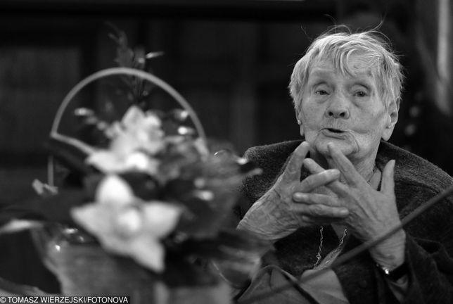 Maria Iwaszkiewicz-Wojdowska nie żyje. Pisarka miała 95 lat