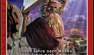 """Okładka grudniowego numer """"Spiegela"""" z 1999 roku, zapowiadająca materiał poświęcony moralności."""