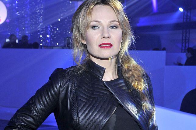 Anna Guzik zmieniła fryzurę