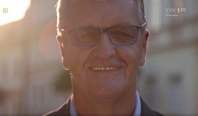 """Wiesław z """"Sanatorium miłości"""" jest zamożnym emerytem."""