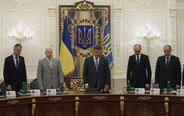 Ukraina rozpatruje stan wojenny i zamknięcie granic z Rosją