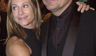 Holly Hunter i Janusz Kamiński, Los Angeles 2000 r.