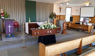 Nie każdego stać na pogrzeb