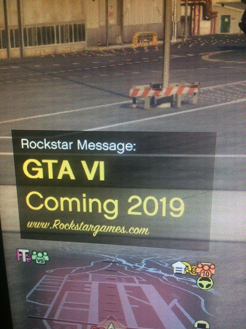 GTA 6 może zadebiutować jeszcze w 2019 roku